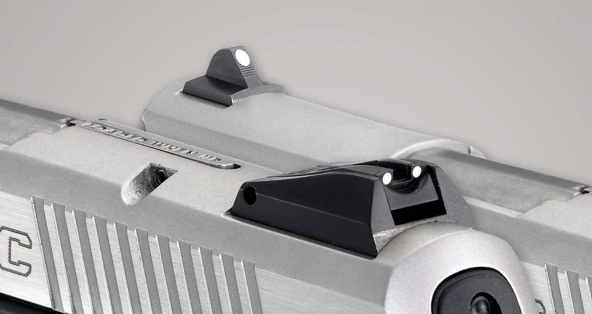 Ruger 3-Dot Adjustable Sights