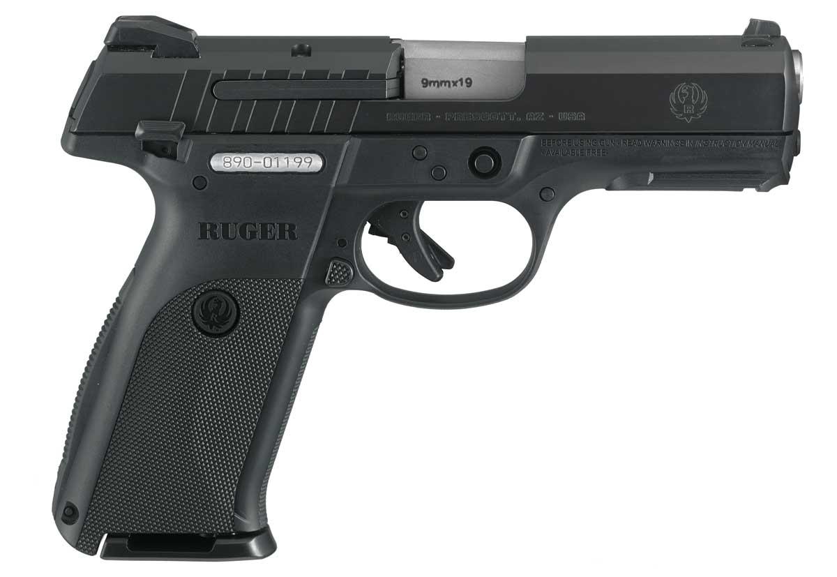 Ruger 9E pistol