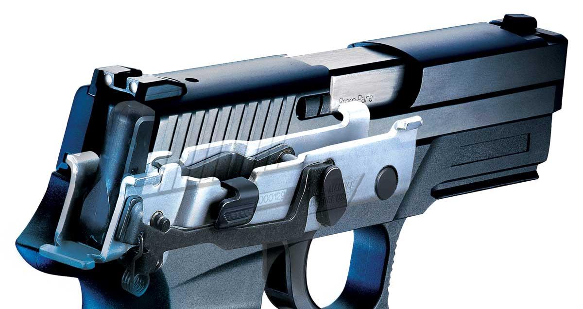 SIG P250 Modular Fire Control
