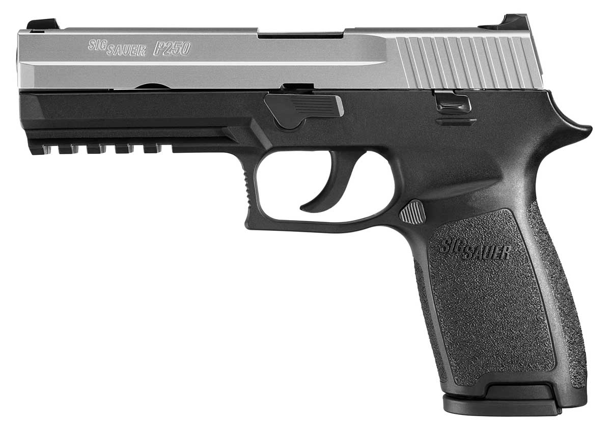 SIG P250 Two Tone