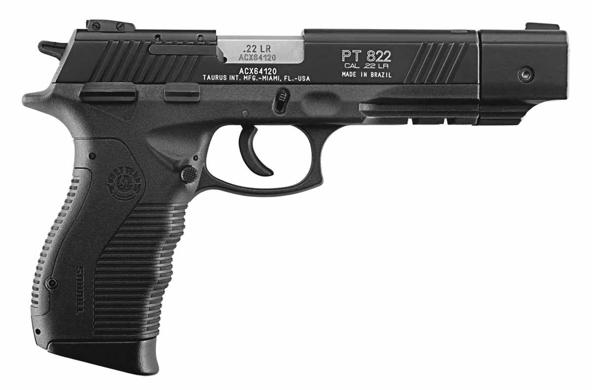 Taurus 822 pistol