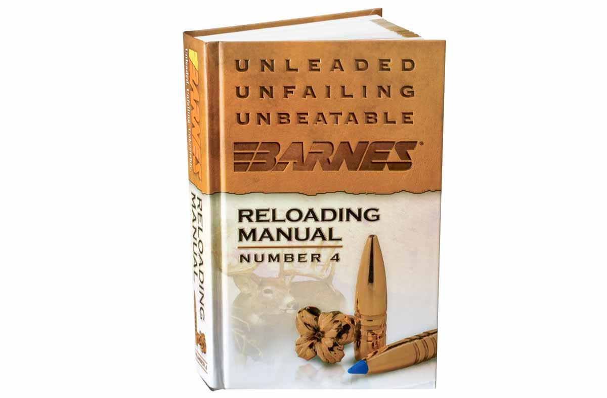 Barnes Reloading Manual Review
