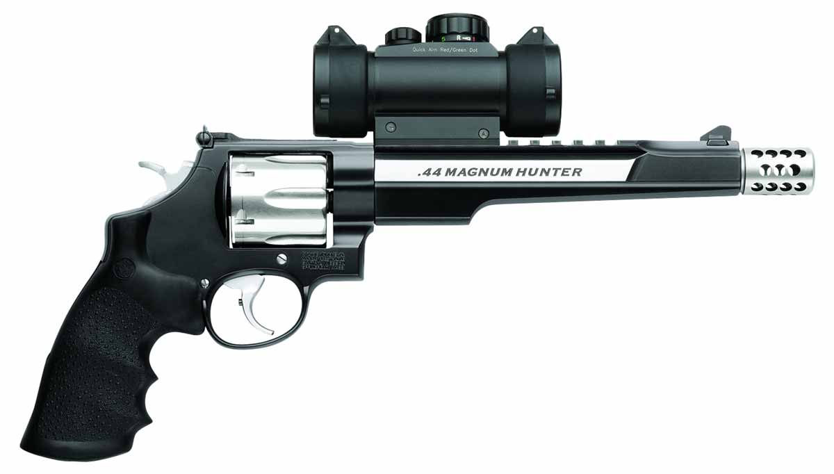 Smith and Wesson Stealth Hunter Review
