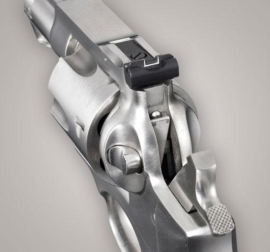Redhawk 45 Colt sights