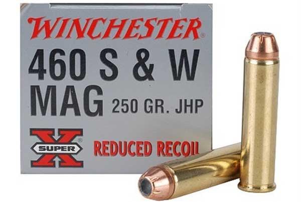 Winchester 460 Ammo