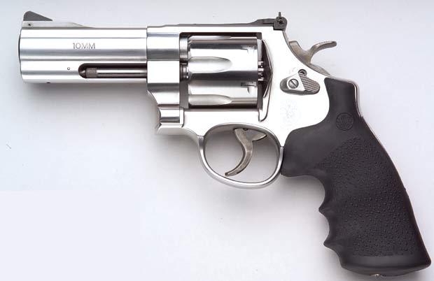 Smith & Wesson 610 revolver
