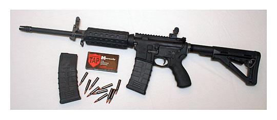TAPCO AR-15 Magazine