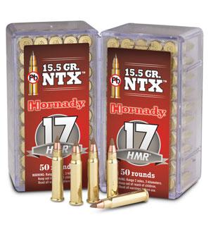 Hornady NTX ammo
