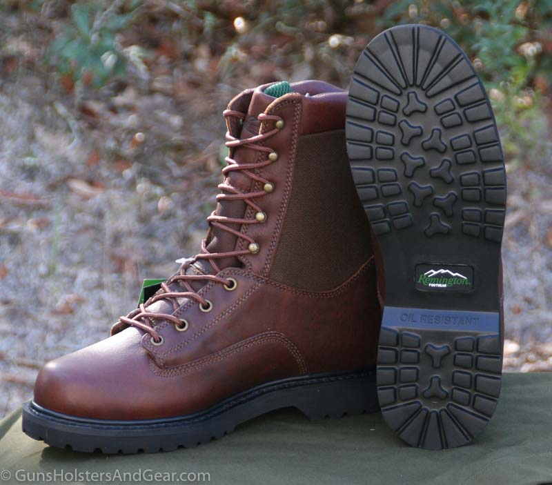 Remington RF05 Hunting Boots Review