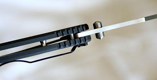 Blackhawk BeWharned lock