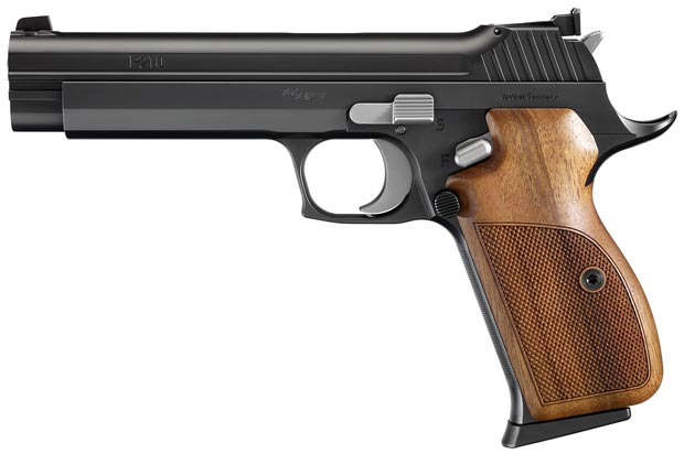 SIG P210 Legend Target