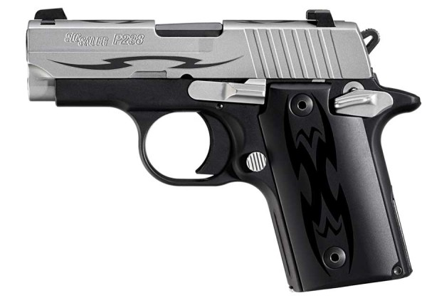 SIG P238 Tribal factory