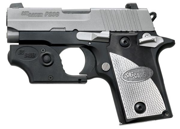Original SIG P238 Tactical Laser