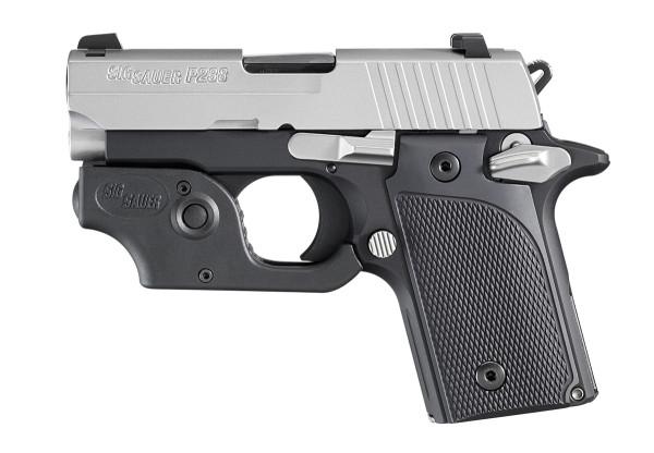 Current SIG P238 Tactical Laser