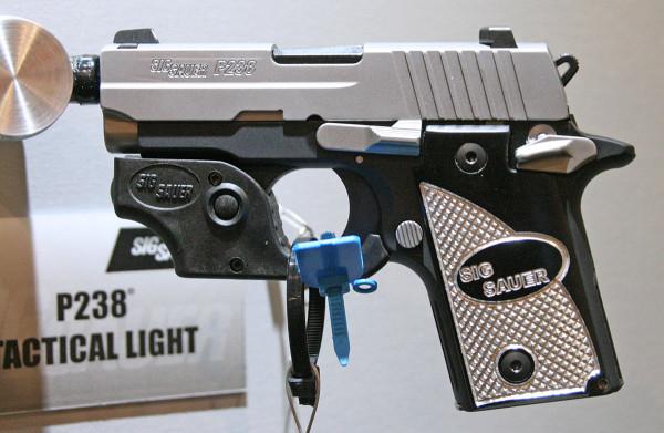 SIG P238 Tactical Laser