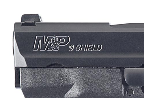 Smith & Wesson Shield sights