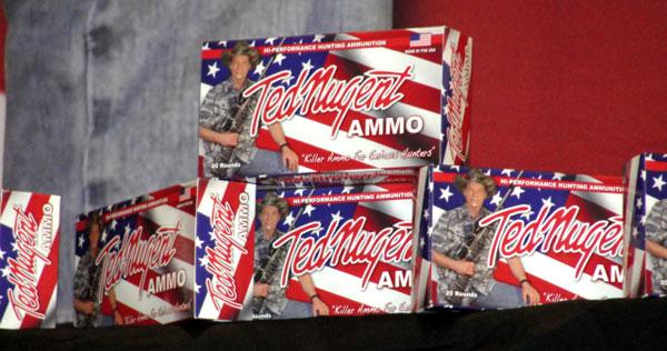 Ted Nugent Ammunition