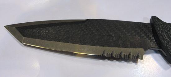 Mil-Tac CS2 Knife