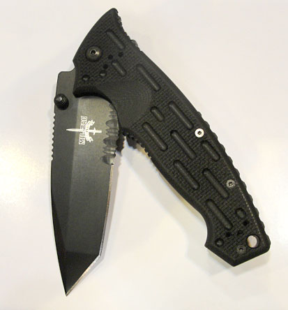 Mil-Tac Knife pictures