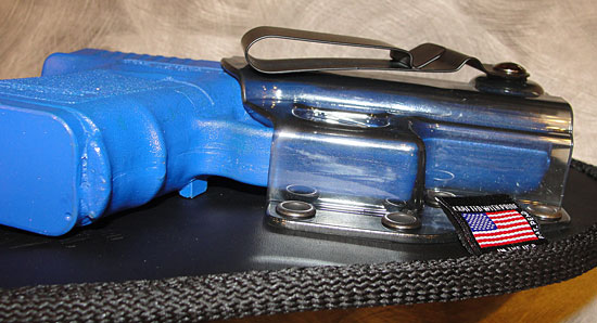 N8 Squared Holsters