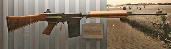 Winchester Salvo Rifle