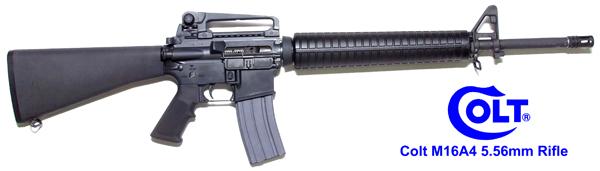 Colt Defense M16