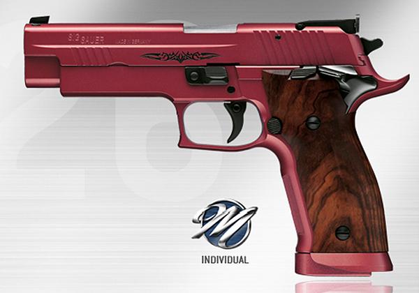 SIG P226 X-Five Ruby