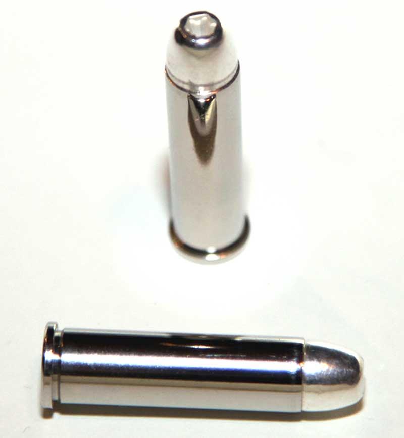 Coonan Silver Bullet
