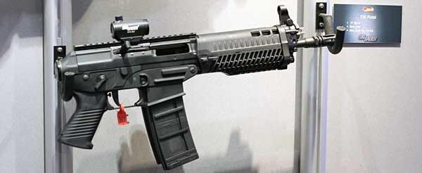 2009 SHOT Show SIG556