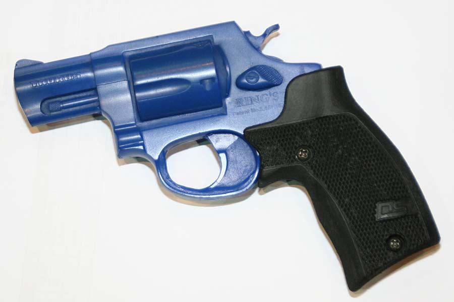 Crimson Trace Accu-Grip for revolver