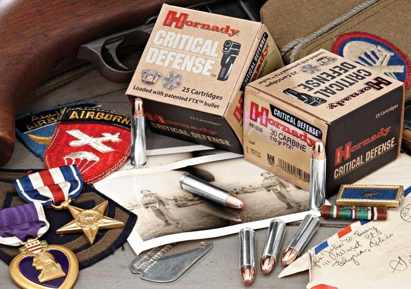 Hornady .30 Carbine ammo