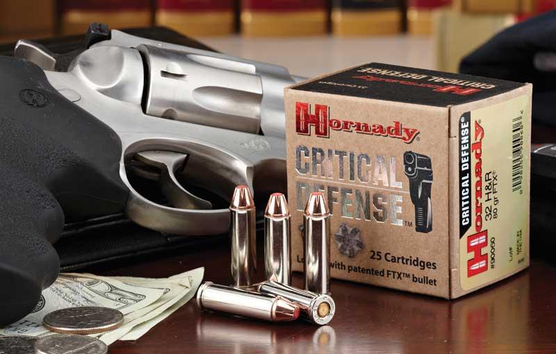 Hornady .32 H&R Magnum Ammo