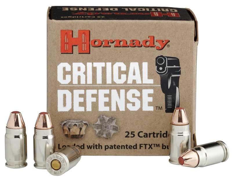 Hornady .32 NAA ammunition