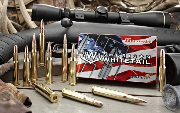 Hornady American Whitetail ammo