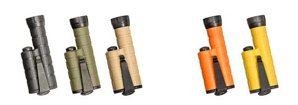 Kel-Tec CL-43 flashlight colors
