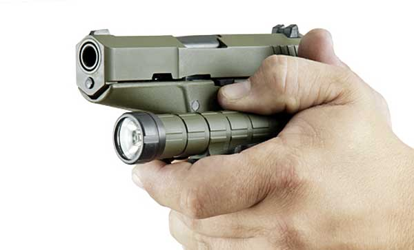 Kel-Tec flashlights