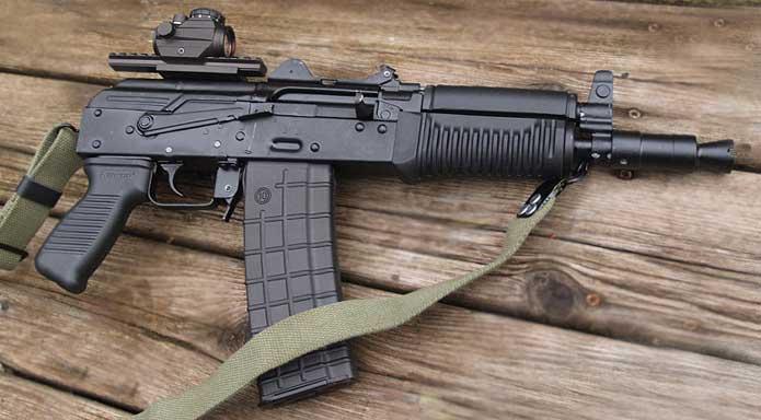 SLR-106UR Pistol