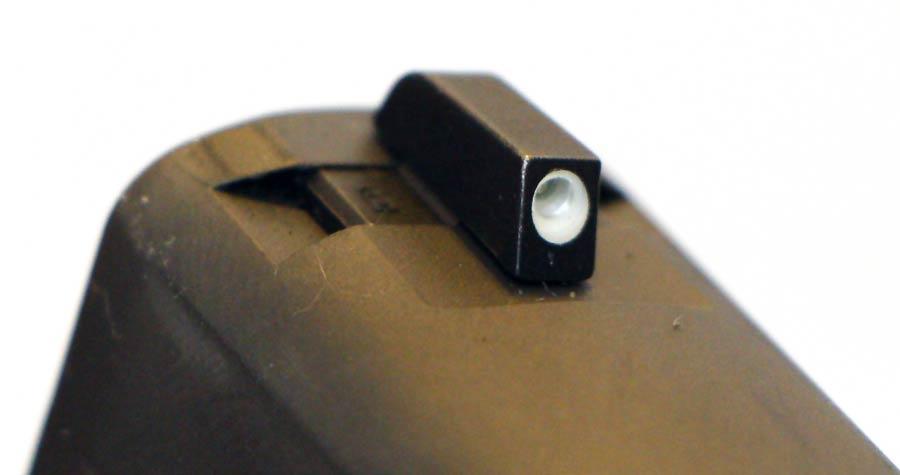 SIG Sauer P226R front sight