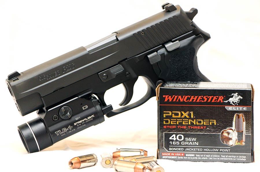 SIG P226 Winchester Ammo