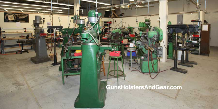 Charter Arms Facility
