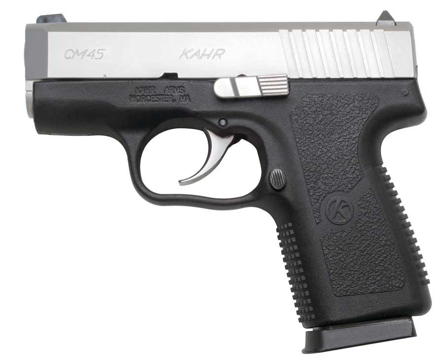 Kahr CM45 pistol