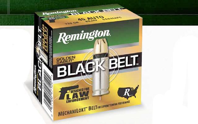Remington Black Belt