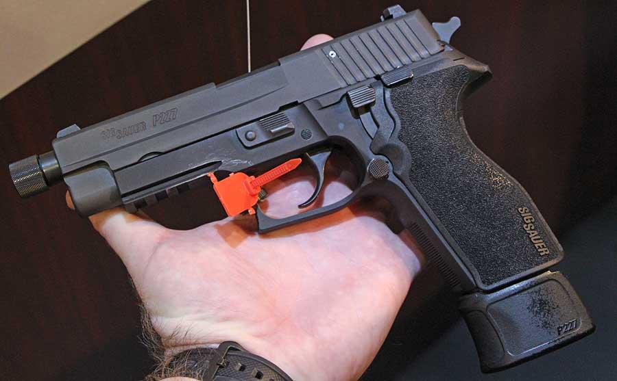 SIG P227 Tactical