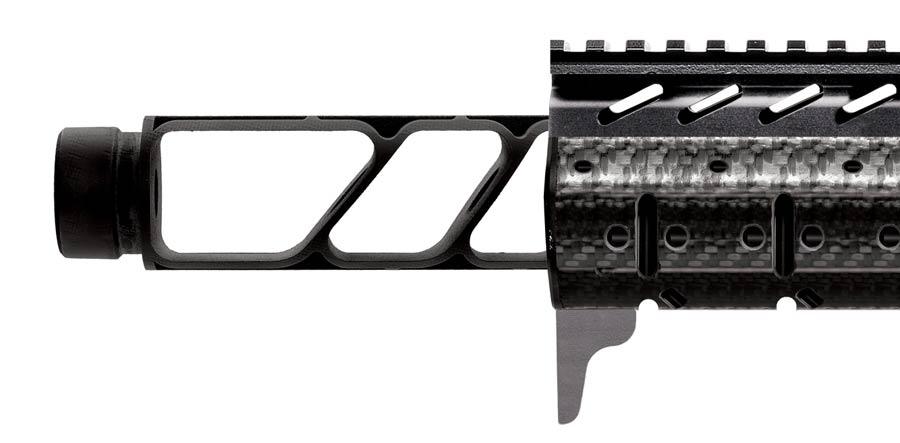 SIG MPX muzzle brake