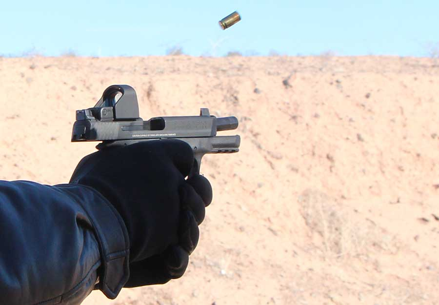 Smith Wesson rmr review