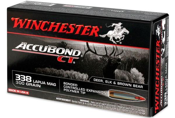 Winchester 338 Lapua ammo box