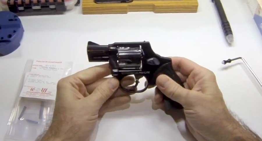 Taurus M380 video