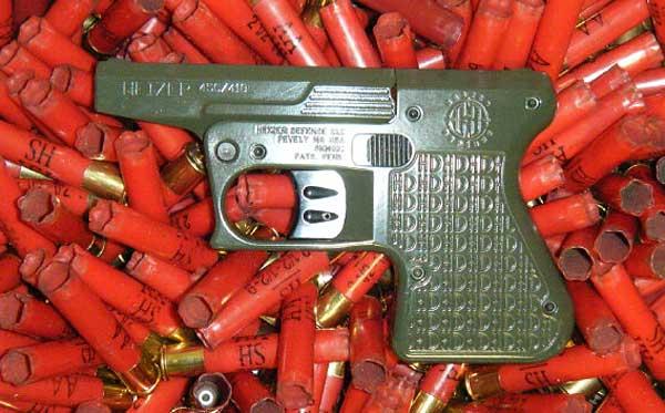 Heizer HD1 pistol