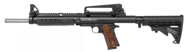 Iver Johnson 1911A1 carbine