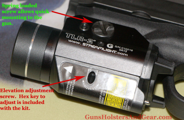 Streamlight TLR-2 G